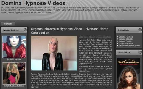 domina hypnose sex in osnabrück