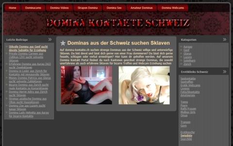 Domina Kontakte Schweiz